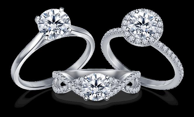 anillos de diamantes en Perú