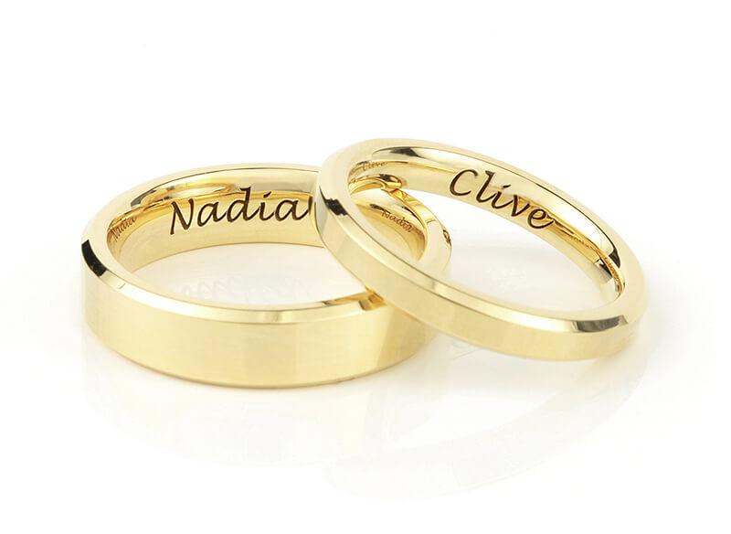 anillos para bodas en Lima